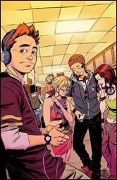 Archie #1 CVR I Variant: Sanford Greene