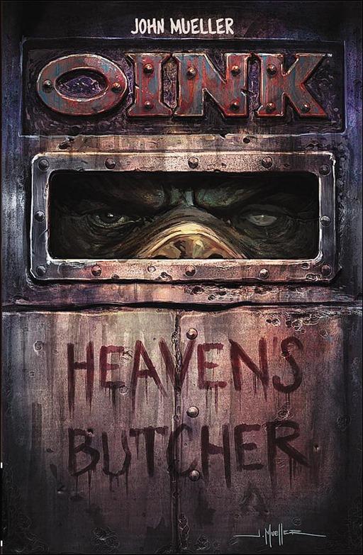 Oink: Heaven's Butcher TPB Cover