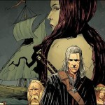 Preview of The Witcher: Fox Children #1 by Tobin & Querio