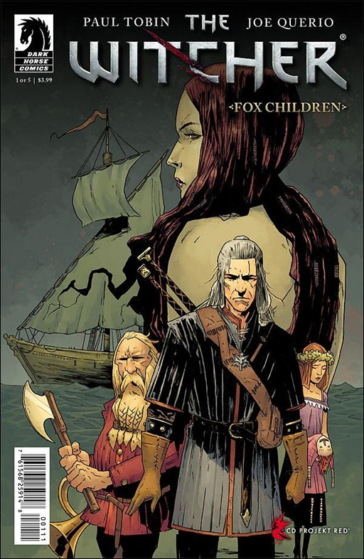 The Witcher: Fox Children #1 Cover