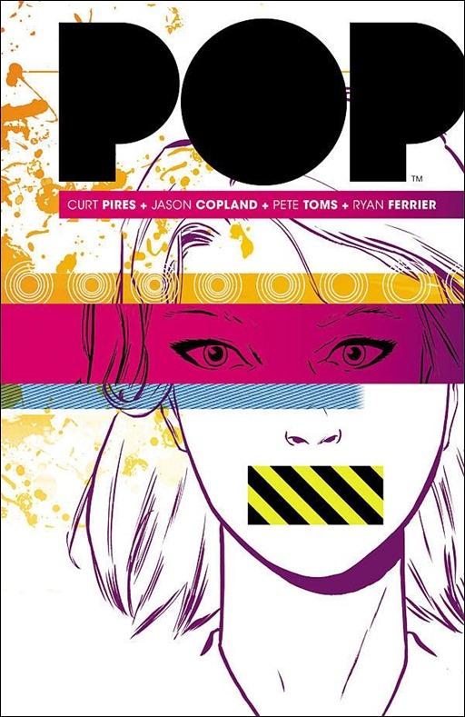 POP TPB Cover