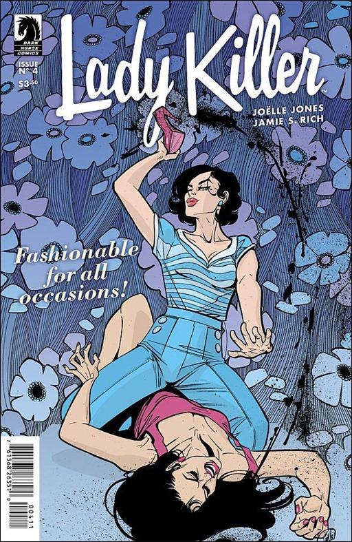 Lady Killer #4 Cover