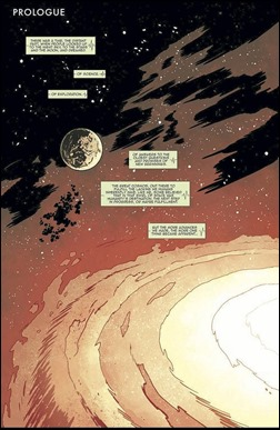 Roche Limit, Volume One Preview 1