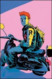 Archie #1 CVR F Variant: Francesco Francavilla