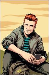 Archie #1 CVR J Variant: Robert Hack, Steve Downer