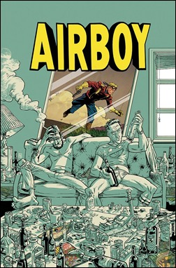 Airboy #1 Cover