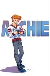 Archie #1 CVR T Variant: Brittney Williams