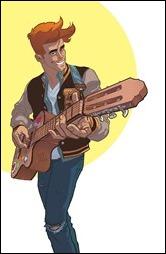 Archie #1 CVR P Variant: Ramon K. Perez