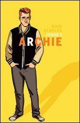 Archie #1 CVR U Variant: Chip Zdarsky
