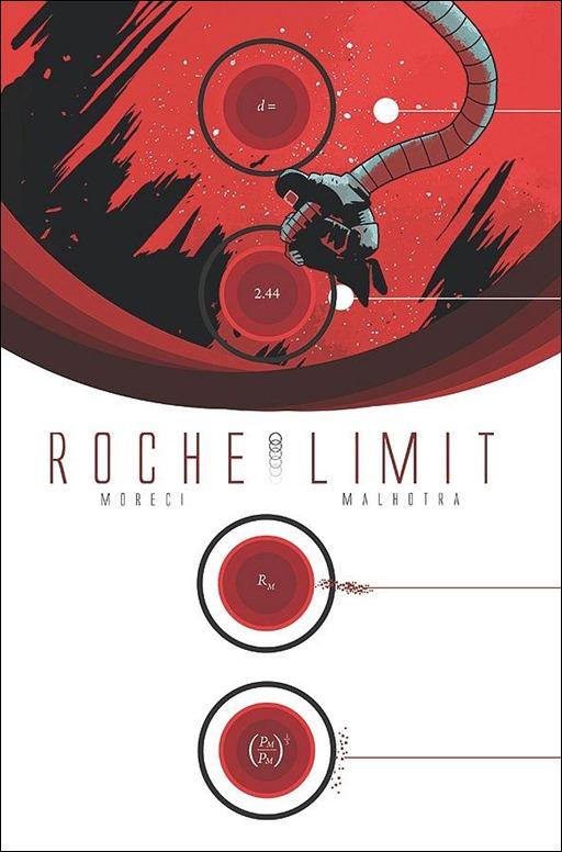 Roche Limit, Volume One Cover