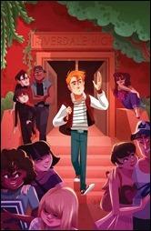 Archie #1 CVR G Variant: Genevieve F.T.