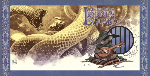 Mouse Guard: Legends of the Guard Vol. 3 #1 Cover B