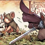 Preview of Mouse Guard: Legends of the Guard Vol. 3 #1
