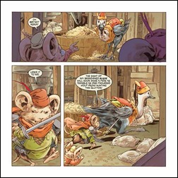 Mouse Guard: Legends of the Guard Vol. 3 #1 Preview 3