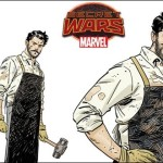 Marvel's Secret Wars Goes Back To 1872 In June