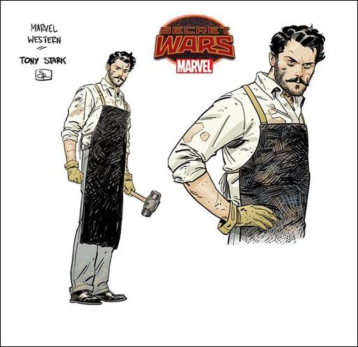 1872 concept art - Tony Stark
