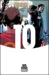 Palmiotti and Brady's The Big Con Job #1 Cover C