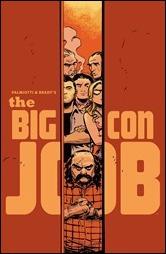 Palmiotti and Brady's The Big Con Job #1 Cover D
