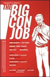 Palmiotti and Brady's The Big Con Job #1 Preview 1