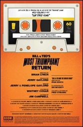 Bill & Ted's Most Triumphant Return #1 Preview 1