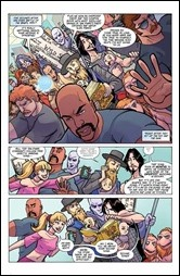 Bill & Ted's Most Triumphant Return #1 Preview 2