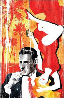 Hit: 1957 #1 Cover C - Dustin Nguyen
