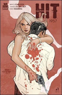 Hit: 1957 #1 Cover D - Terry Dodson