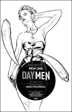 Day Men: Pen & Ink #2 Cover