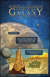 Robert Heinlein's Citizen of the Galaxy #1 Preview 2