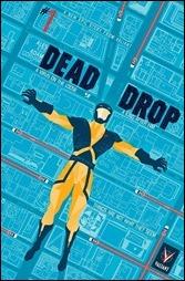 Dead Drop #1 Cover A - Allen