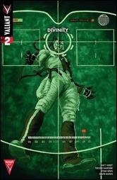 Divinity #2 Cover - LaRosa Variant
