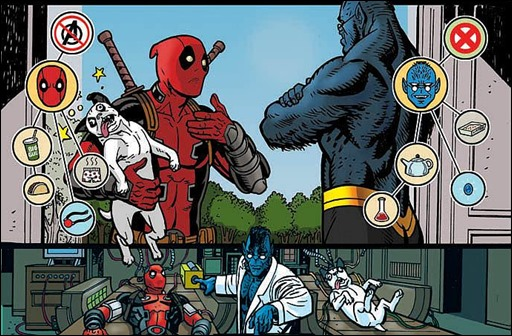 Deadpool Number 250