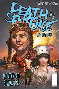 Death Sentence: London #1 Cover A - Montynero