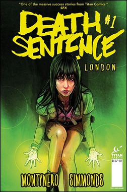 Death Sentence: London #1 Cover B - Simmonds