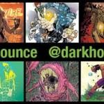 Dark Horse Announces TEN New Series For Summer 2015