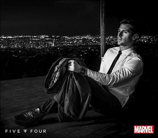 Five Four & Marvel Entertainment