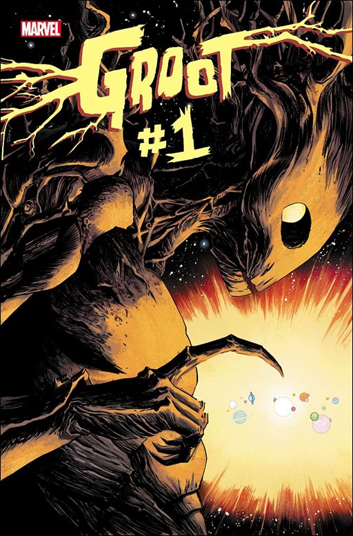 Groot #1 Cover
