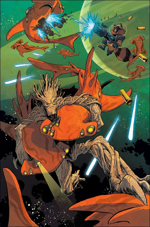 Groot #1 Preview 2