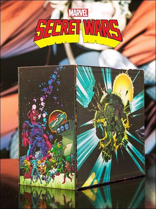 Marvel Super Heroes Secret Wars: Battleworld Box Set Slipcase 5