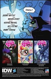 My Little Pony: FIENDship is Magic #1: Sombra Preview 1