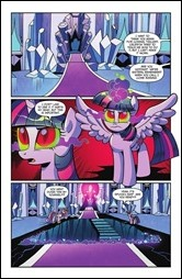 My Little Pony: FIENDship is Magic #1: Sombra Preview 2
