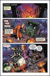 Monster Motors: The Curse of Minivan Helsing #1 Preview 2