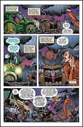 Monster Motors: The Curse of Minivan Helsing #1 Preview 4