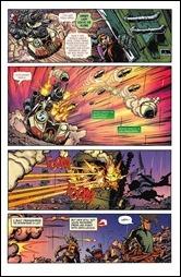 Monster Motors: The Curse of Minivan Helsing #1 Preview 6