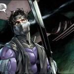 Preview: Ninjak #1 by Kindt, Mann, & Guice