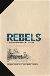 Rebels #1 Preview 7