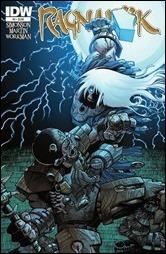 Ragnarök #4 Cover