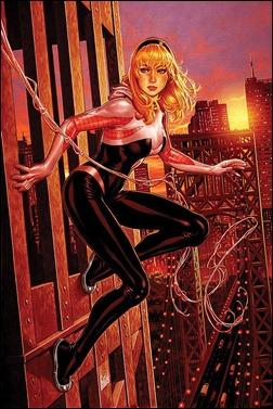 Spider-Gwen #4 NYC Variant by Mark Brooks