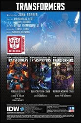 Transformers #39 Preview 1