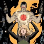 Preview: The Valiant #4 by Lemire, Kindt, & Rivera